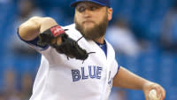 Mark Buehrle unable to reach 200-inning milestone