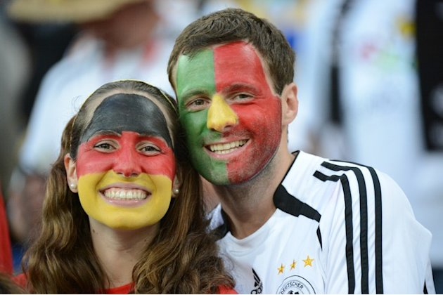 German Football Fans AFP/Getty&nbsp;&hellip;