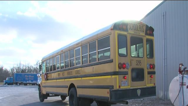 Some 2-hour delays planned with buses, not students, in mind