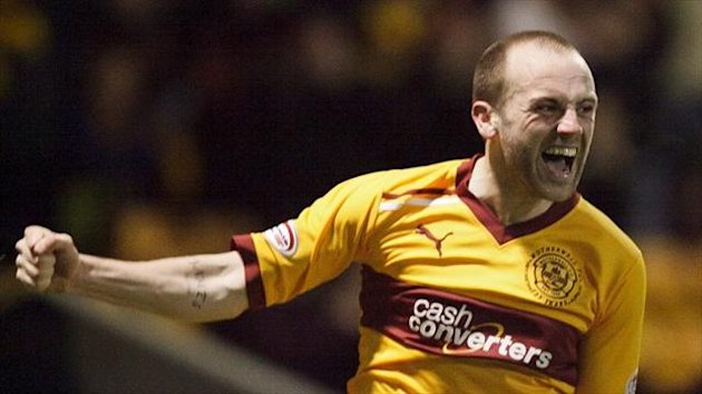 James McFadden is set to sign for Motherwell