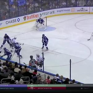Los Angeles Kings at Tampa Bay Lightning - 11/25/2015
