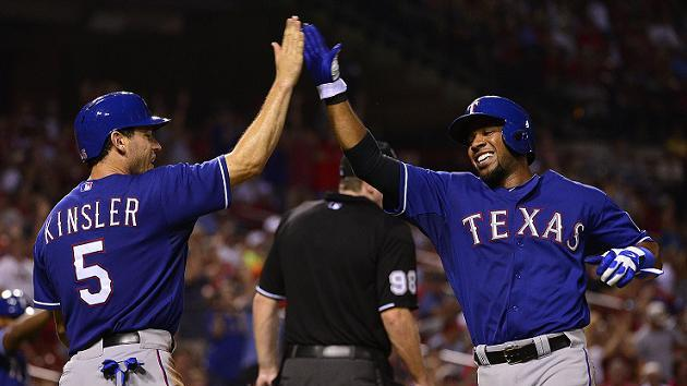 The Juice: Blue Jays rally extends win streak to nine; Rangers take opener of 2011 Series rematch