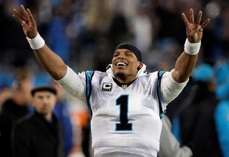 Panthers QB Newton named NFL's Most Valuable Player