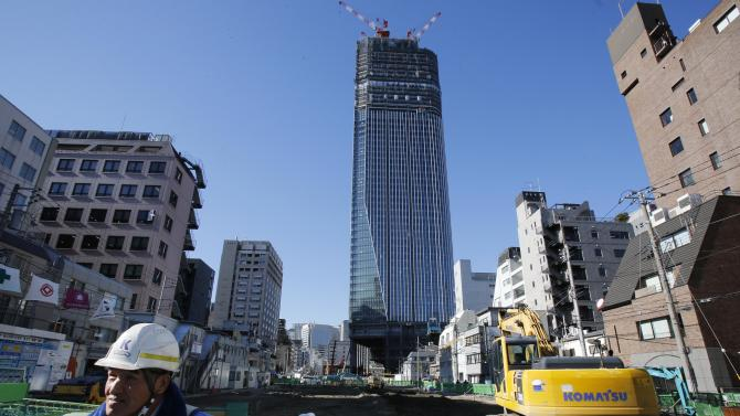 Beset by risks, Japan seeks boost from stimulus
