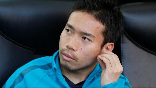Serie A - Inter's Nagatomo suffers knee ligament damage