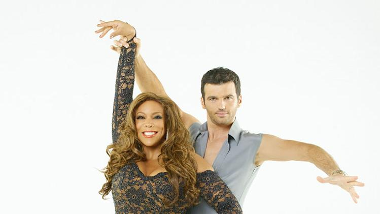 "Wendy Williams teams with professional dancer Tony Dovolani on Season 12 of ""Dancing with the Stars."""