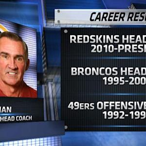 Mike Shanahan wanted to leave Redskins in 2012