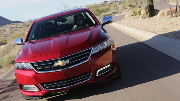 2014 Chevrolet Impala, an enigma without mystery (Yahoo Autos)