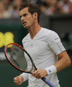 Murray in Wimbledon quarters for 7th straight year