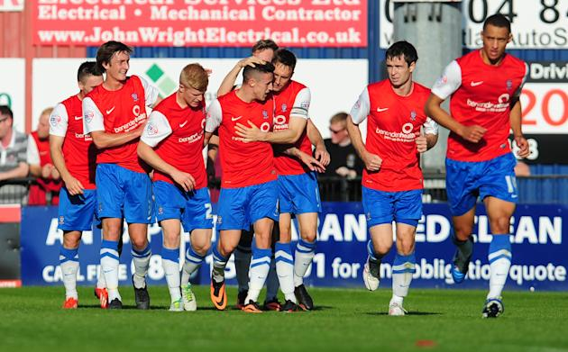 Soccer - Sky Bet League Two - York City v Portsmouth - Bootham Crescent