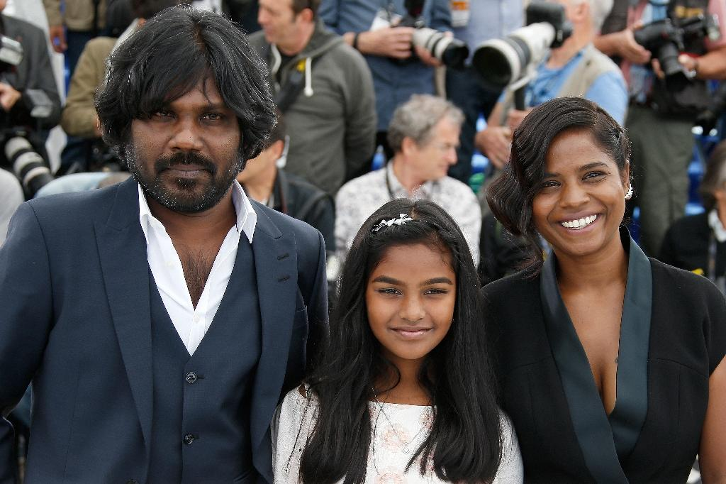 Tamil thriller takes refugee crisis to Cannes