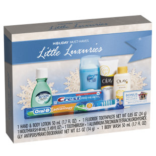 Holiday Must-Haves Little Luxuries