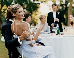 How to survive a wedding when single