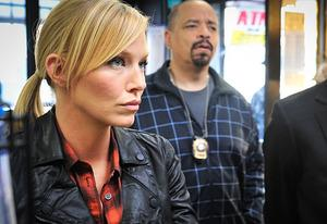 Kelli Giddish, Ice-T  | Photo Credits: Michael Parmelee/NBC