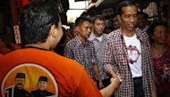 Foke Lebih Populer, Citra Jokowi Lebih Baik 