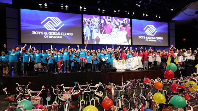 DIRECTV Helms The Largest Bicycle Build On The West Coast For The Boys And Girls Clubs Of America