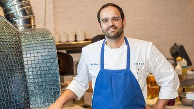 Alon Shaya Makes The Best Falafel His Mom's Ever Tasted at Shaya