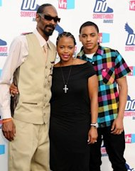 Corde Calvin Broadus, Shante Broadus e Snoop Dogg