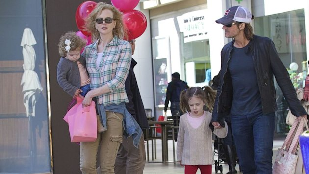 Keith Urban Shares What His Daughters Are Really Like (ABC News)