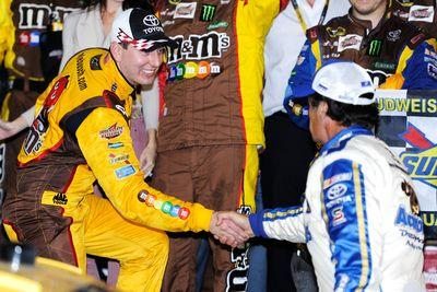 Kyle Busch: The Toyota teams are 'idiots' for not having a stronger alliance