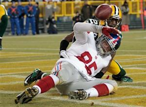 Manning throws 3 TDs, Giants stun Packers 37-20