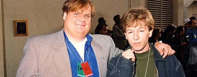 David Spade remembers pal Chris Farley