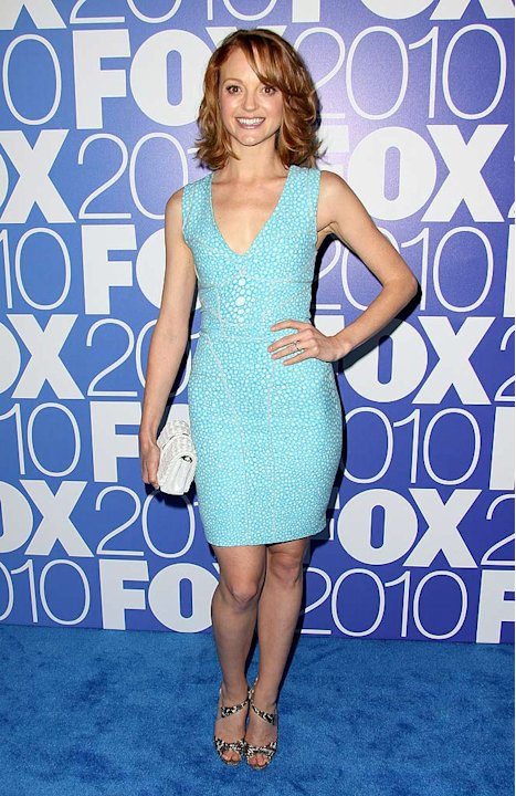 Mays Jayma FOX Upfronts