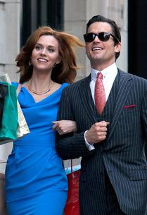 Hilarie Burton, Matt Bomer | Photo Credits: Will Hart/USA Network