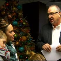 Elk River Family Receives Free Rent For The Holidays