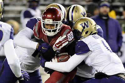 Apple Cup 2015, Washington State vs. Washington: Time, live stream, TV schedule and 3 things to know