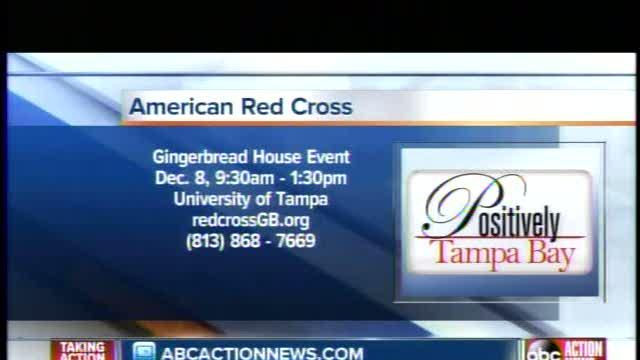 Positively Tampa Bay: American Red Cross - Tampa Bay Region