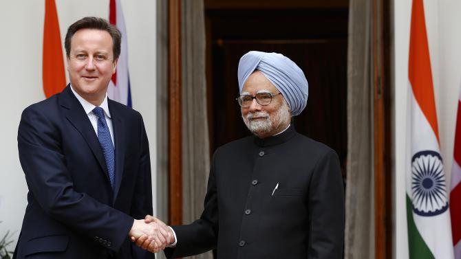 India, UK to cooperate in probing helicopter deal