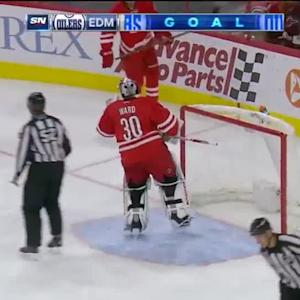 Edmonton Oilers at Carolina Hurricanes - 11/25/2015