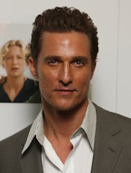 Matthew McConaughey will play The Wolf of Wall Street's mentor