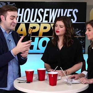 'Housewives Happy Hour' Bloopers! See What Didn't Make 'Real Housewives' Alcohol Taste Test Cut