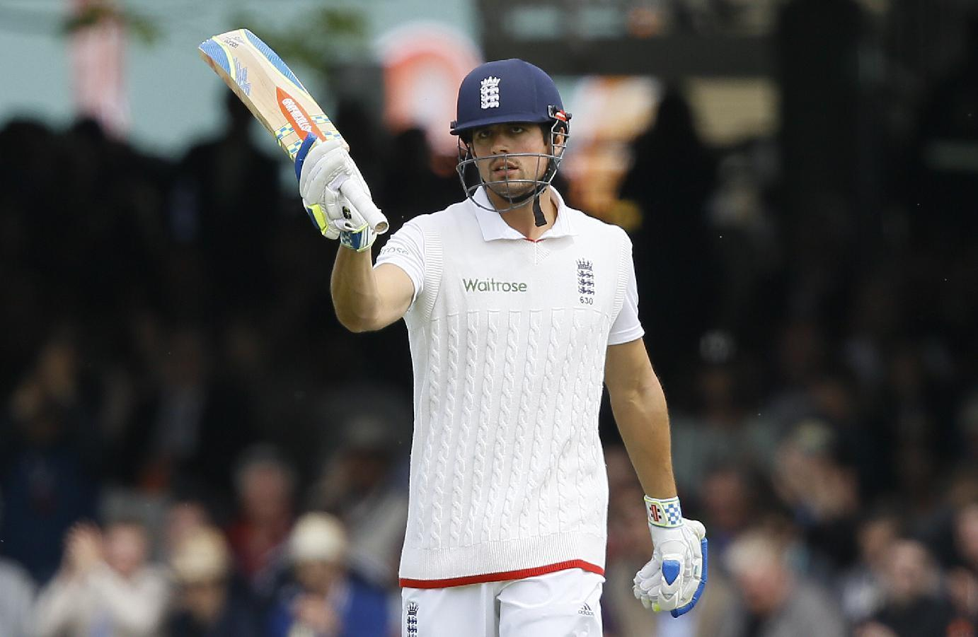 Cook, Root put England in front of NZ on 4th morning