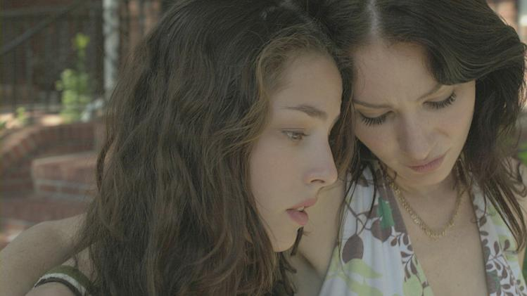 Uncertainty Production Photos 2009 IFC Films Lynn Collins Olivia Thirlby