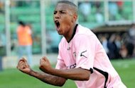 Palermo reject Galatasaray's €12m bid for Abel Hernandez