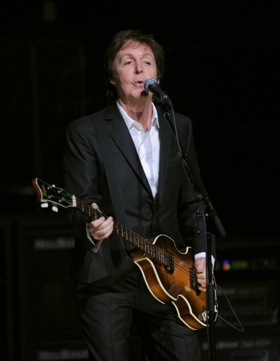 Peru zeichnet Paul McCartney fr Umweltverdienste aus