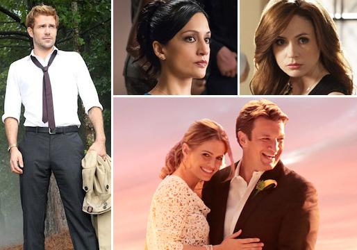 Team TVLine Shares Its 2015 Wish List for Castle, Idol, Outlander, Good Wife, Grey's, Homeland, Selfie and More