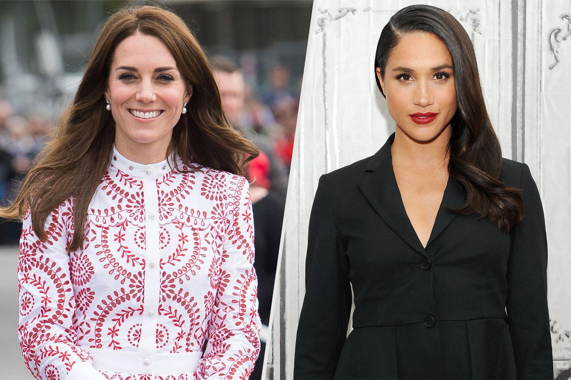 Prince Harry Introduces Meghan Markle to Princess Kate and Charlotte: Report