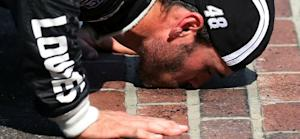 Caraviello: Johnson seemed destined to be among Brickyard's best