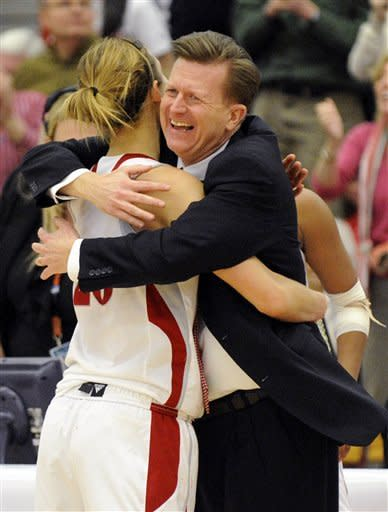 Sacred Heart women beat Monmouth for NEC title