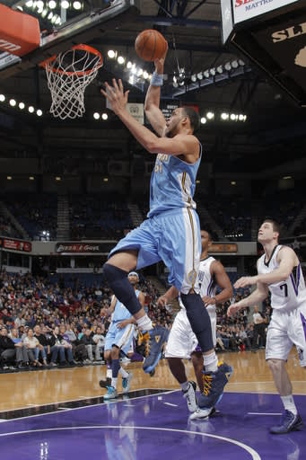 Lawson's 24 points lead Nuggets, 120-113
