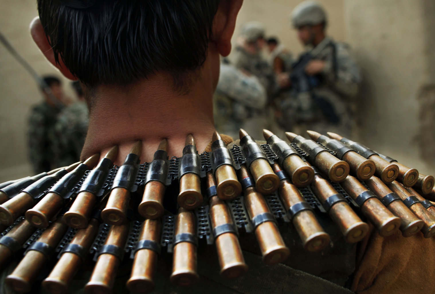 Afghan Forces A
