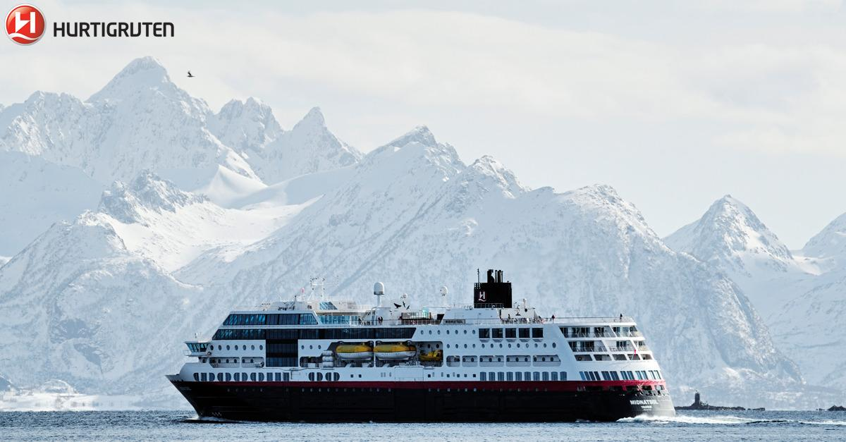 Antarctica Cruises with Hurtigruten