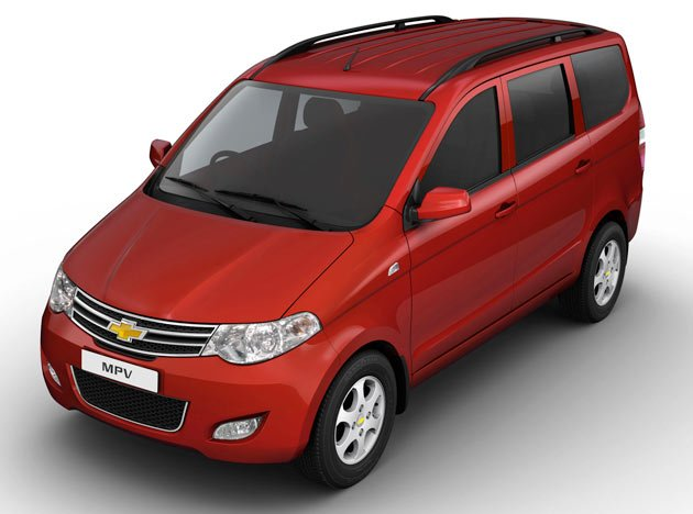 GM launches Chevrolet Sail Hatchback