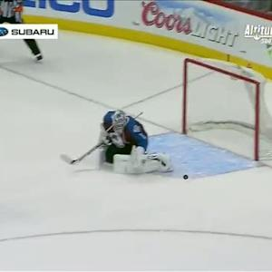 Penalty Shot: Slater vs Varlamov