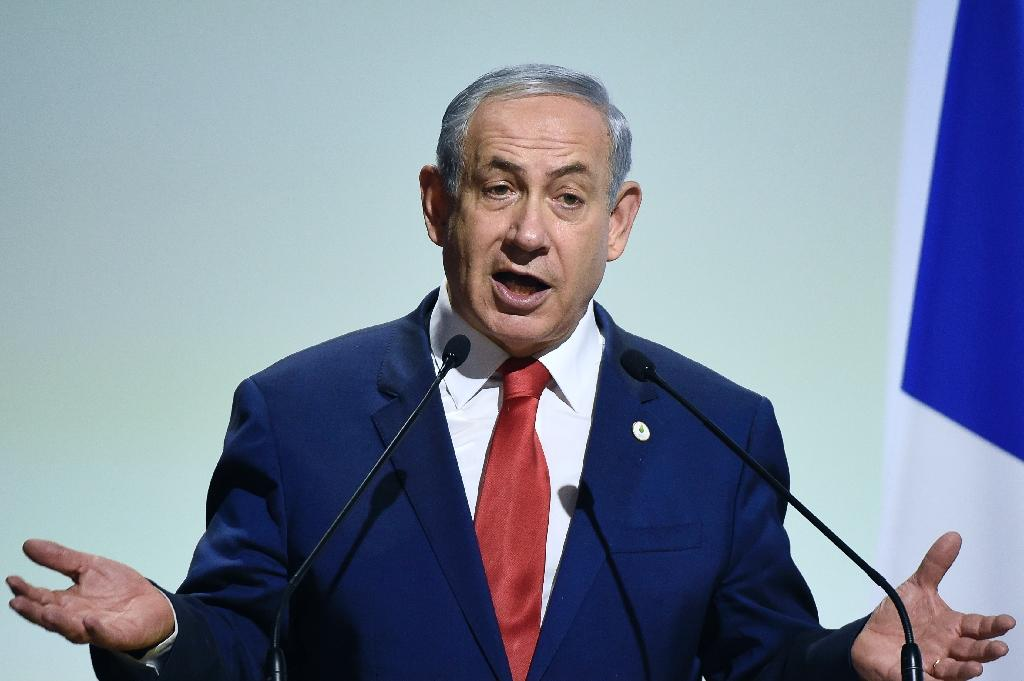 Israel PM admits forces operating in war-hit Syria