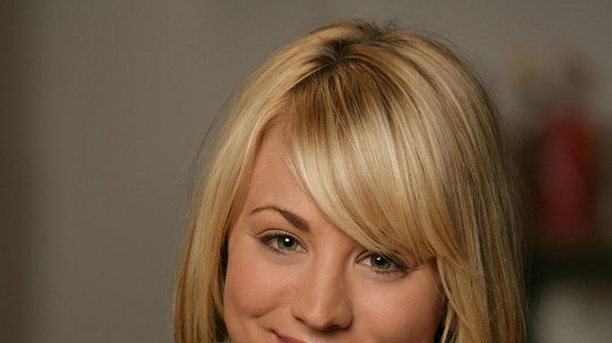 Kaley Cuoco stars as Penny in The Big Bang Theory.